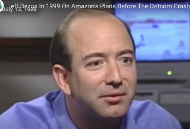 SaaSification on Amazon -Jeff Bezon photo